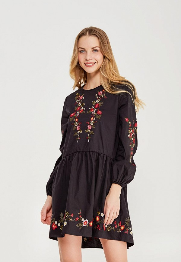 Платье Miss Selfridge Miss Selfridge MI035EWZPR41 платье miss selfridge miss selfridge mi035ewuqm94