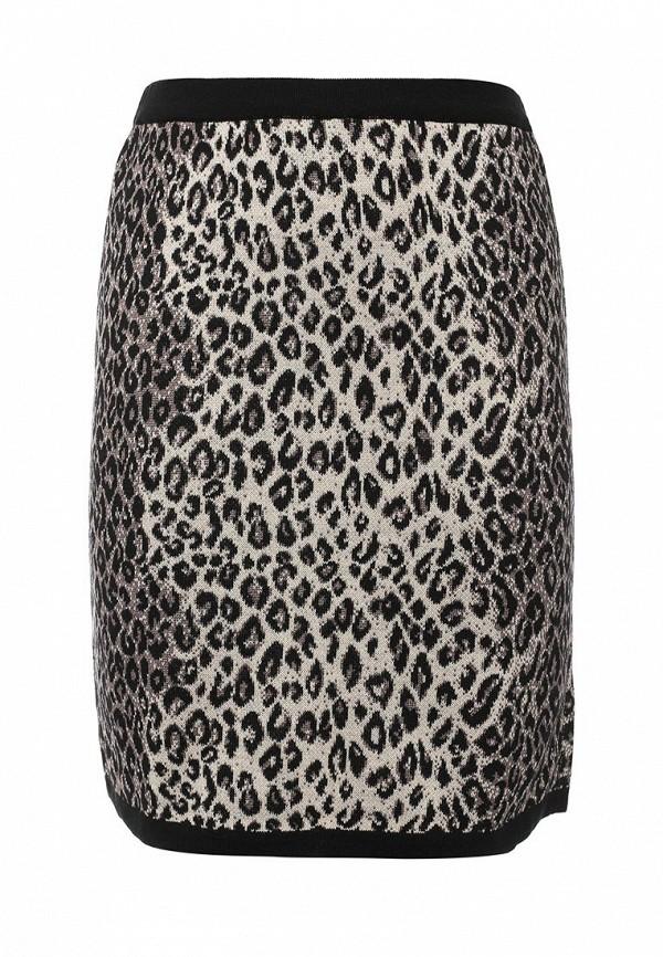 Прямая юбка Milana Style 1263