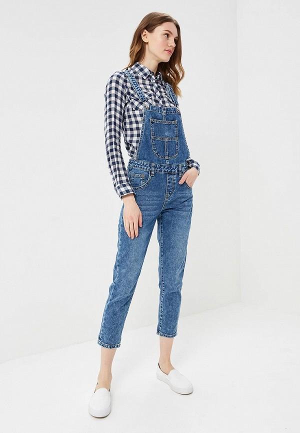 Комбинезон джинсовый Miss Bon Bon Miss Bon Bon MI045EWARRT6