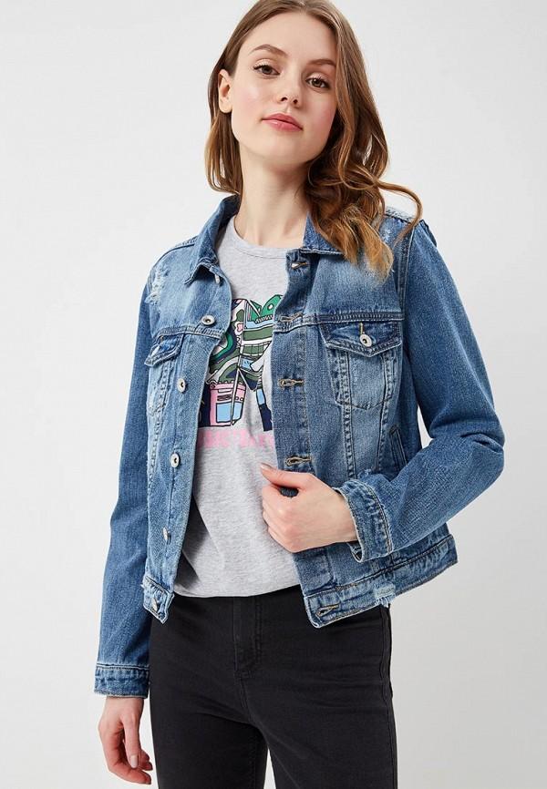 Куртка джинсовая Miss Bon Bon Miss Bon Bon MI045EWARRU8