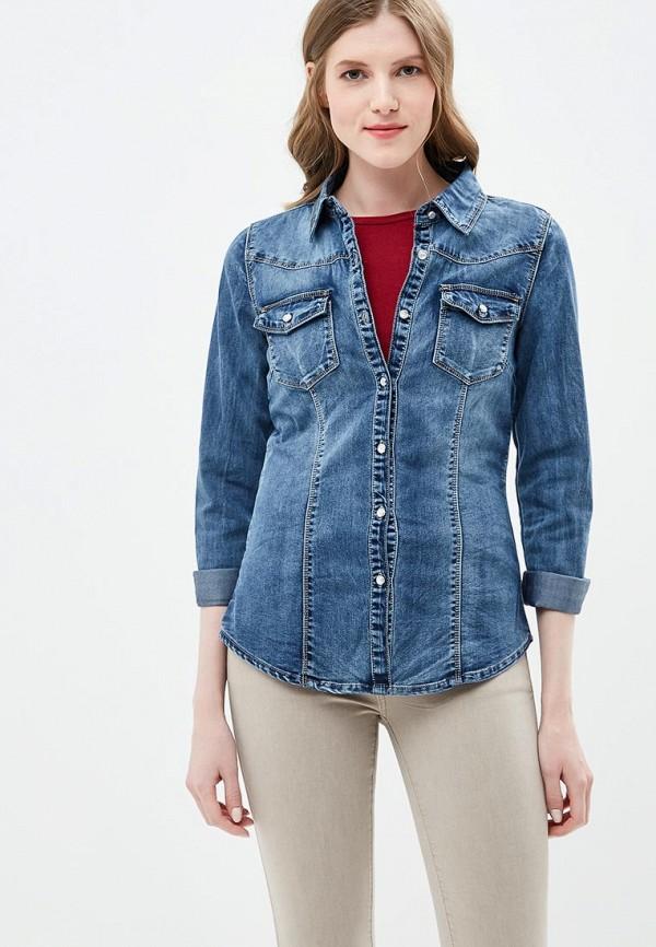 Рубашка джинсовая Miss Bon Bon Miss Bon Bon MI045EWBDVV4 топ miss selfridge miss selfridge mi035ewvqn62