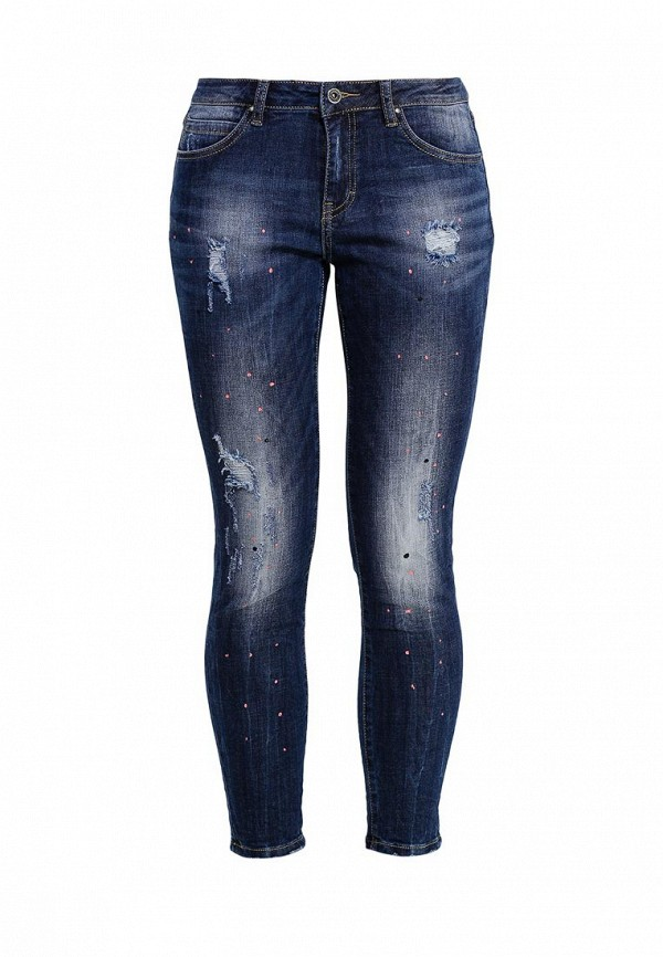 Зауженные джинсы Miss Bon Bon P15-H1119
