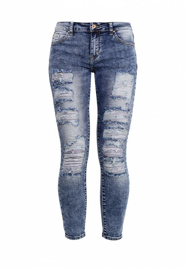 Зауженные джинсы Miss Bon Bon P15-H118