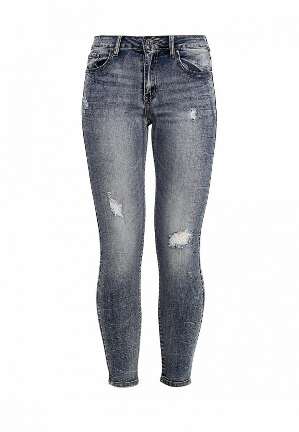 Зауженные джинсы Miss Bon Bon P15-HB927
