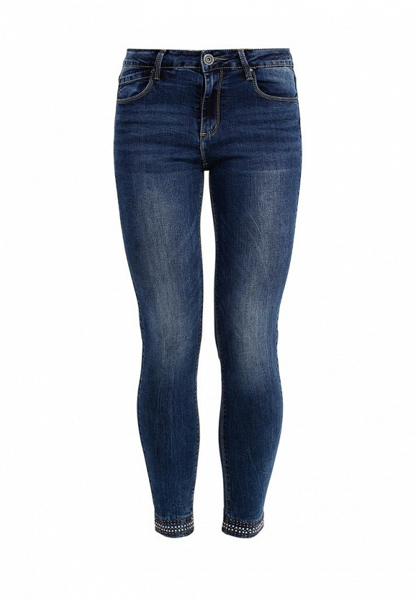 Зауженные джинсы Miss Bon Bon P15-HA1105
