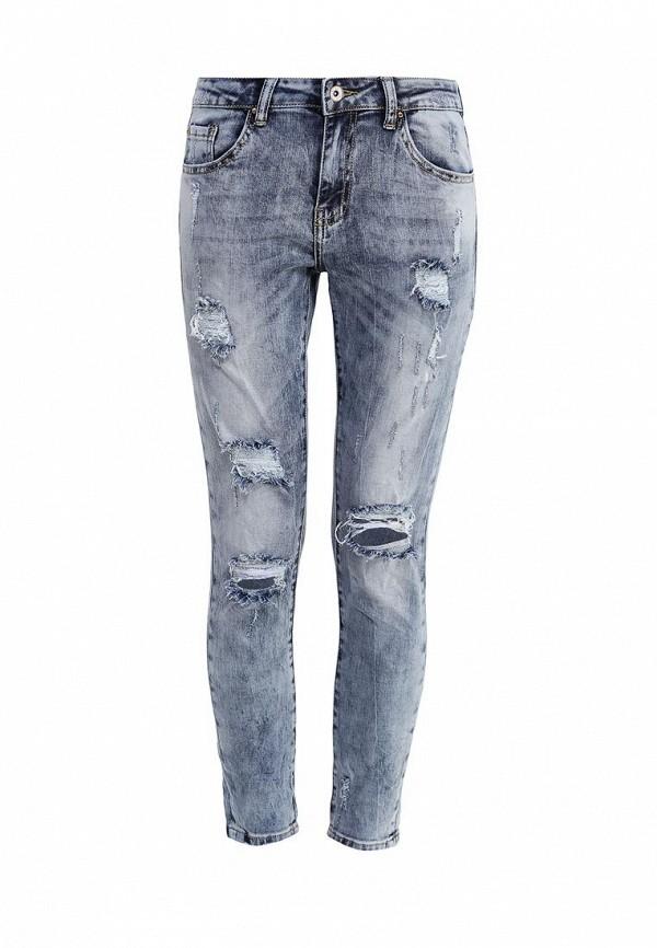 Зауженные джинсы Miss Bon Bon R20-H108