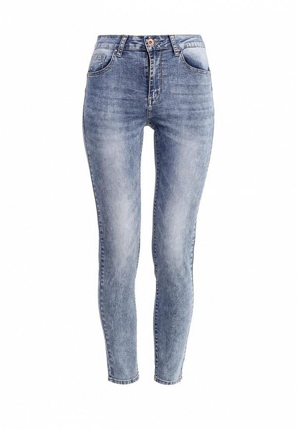 Зауженные джинсы Miss Bon Bon R20-HB186