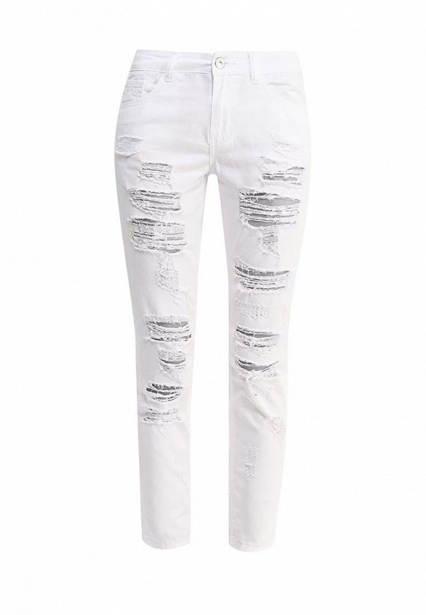 Зауженные джинсы Miss Bon Bon R20-ZX1245