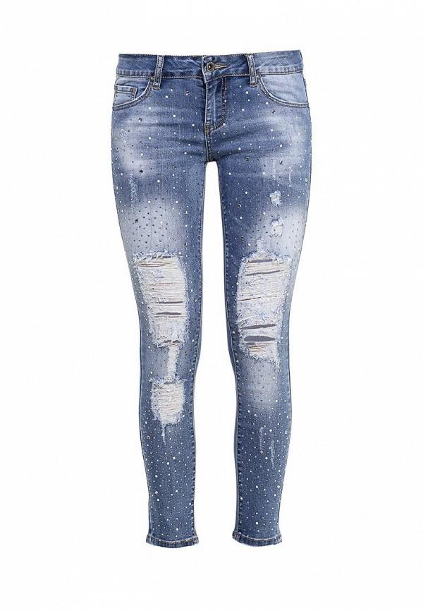Зауженные джинсы Miss Bon Bon R20-H5086