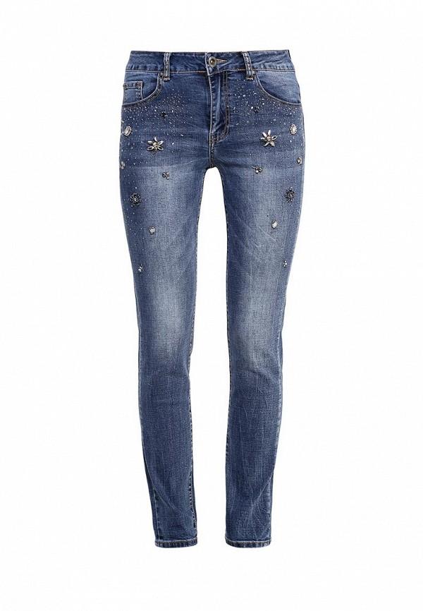Зауженные джинсы Miss Bon Bon R20-HA5113
