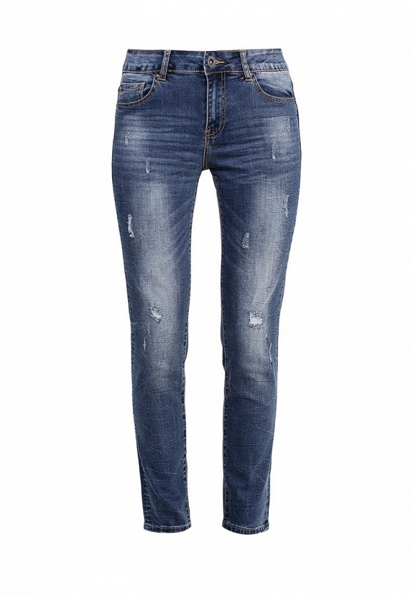 Зауженные джинсы Miss Bon Bon R20-HA5136