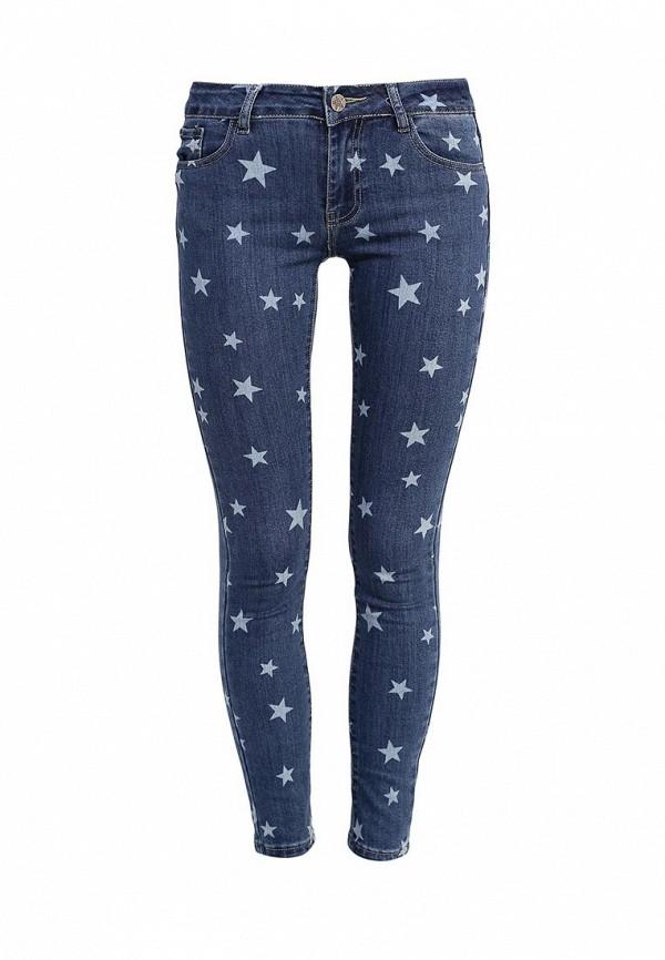 Зауженные джинсы Miss Bon Bon R20-ZX1573
