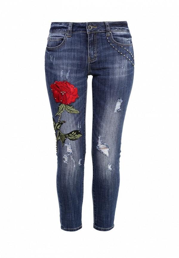Зауженные джинсы Miss Bon Bon R20-H5306