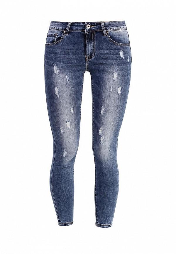 Зауженные джинсы Miss Bon Bon B001-H5590