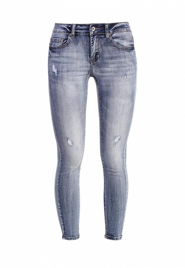 Зауженные джинсы Miss Bon Bon B001-H5651