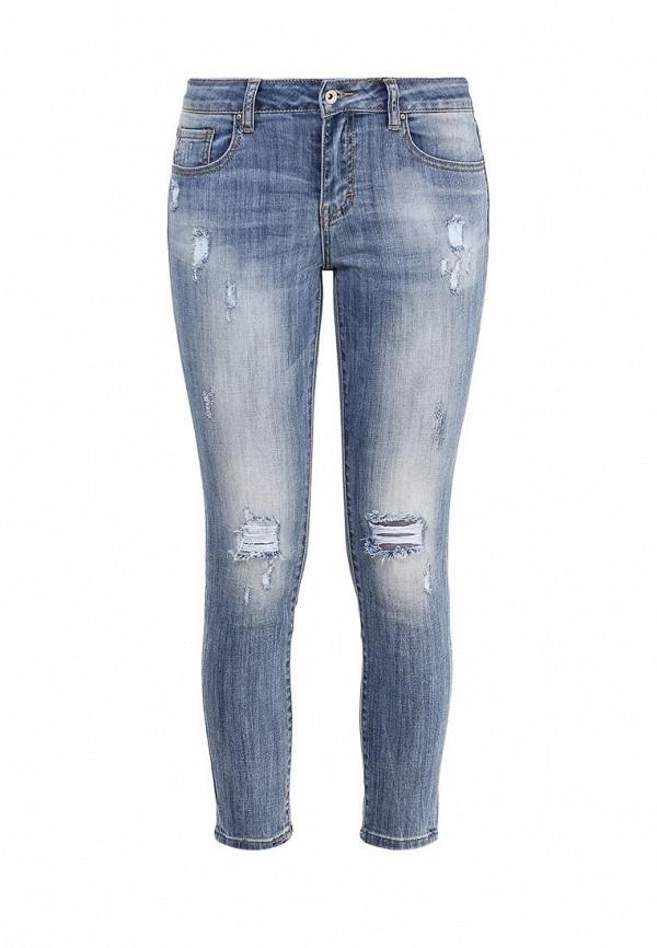 Зауженные джинсы Miss Bon Bon B001-H5691