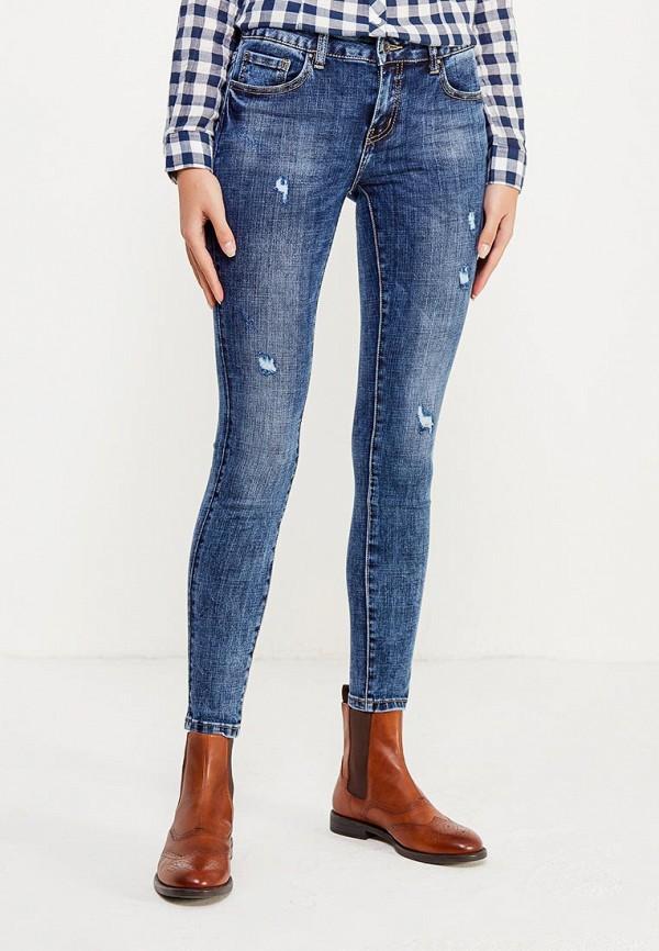 Фото - женские джинсы Miss Bon Bon синего цвета