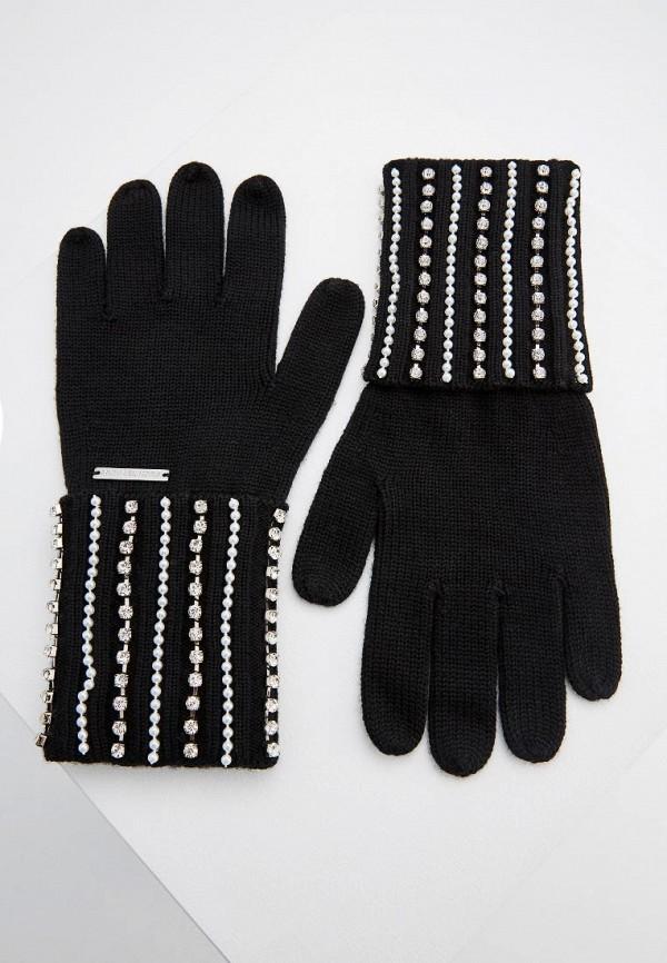 купить Перчатки Michael Michael Kors Michael Michael Kors MI048DWZLL82 по цене 8000 рублей