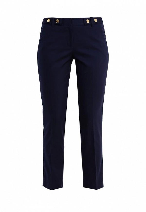 Купить женские брюки Michael Michael Kors синего цвета