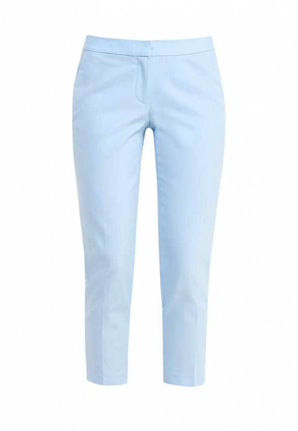 Купить женские брюки Michael Michael Kors голубого цвета