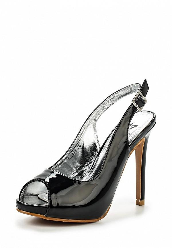 Босоножки на каблуке Mimoda F22-C-SQ196