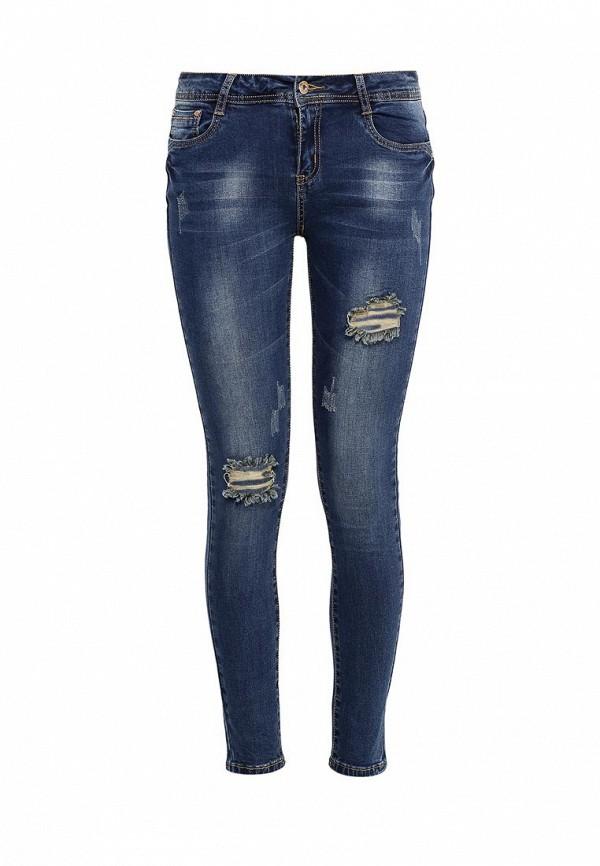 Зауженные джинсы Miss Momo R3-K372