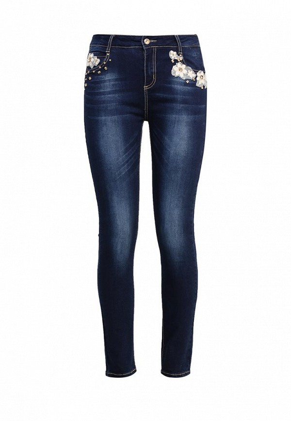 Зауженные джинсы Miss Momo R3-K389