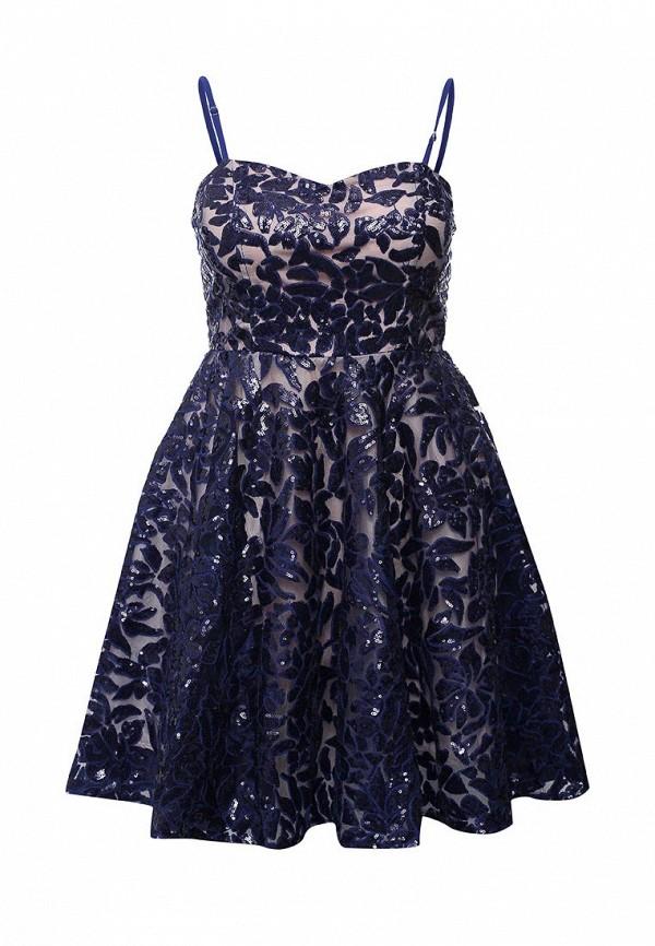 Платье-мини Missi London OP0667