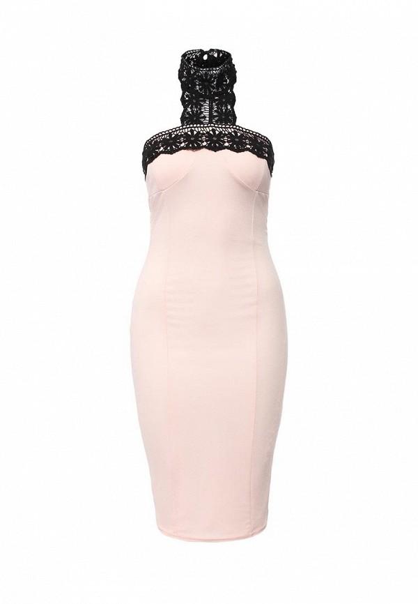 Платье-миди Missi London MC2332