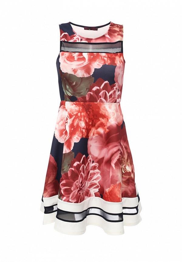 Платье-миди Missi London MC2421