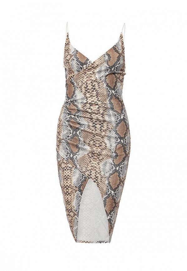 Платье-миди Missi London MC2588