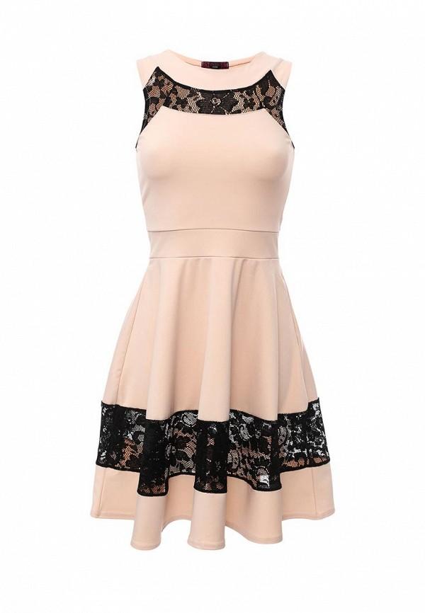 Платье-миди Missi London MC2511