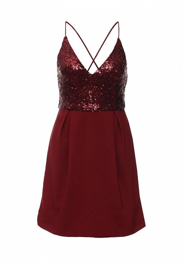Платье-миди Missi London OP0679