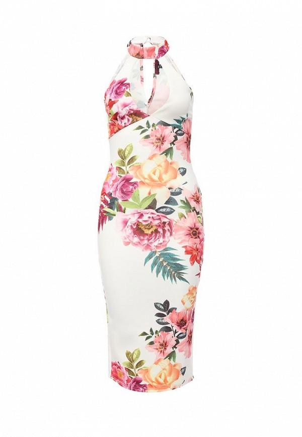 Платье-миди Missi London m2659