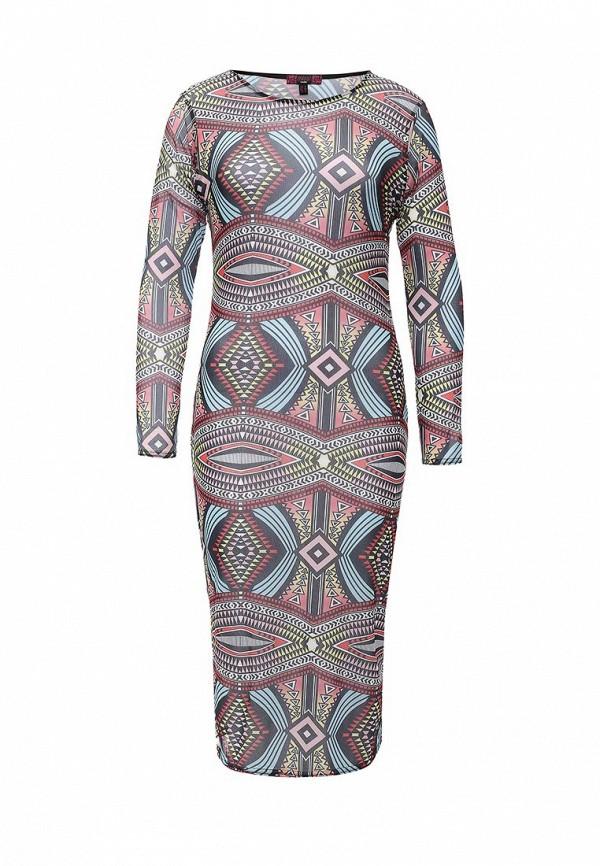 Платье-миди Missi London MC2609