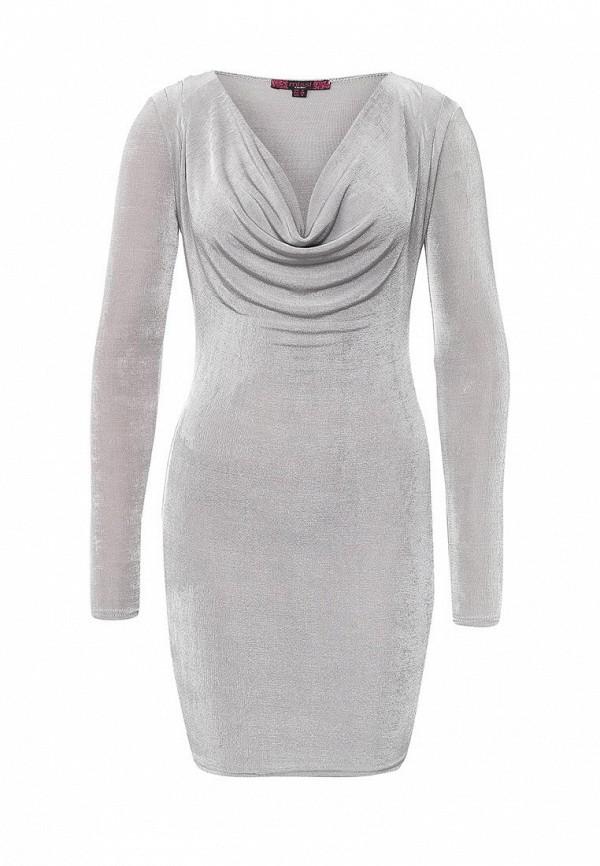 Вязаное платье Missi London MC2358