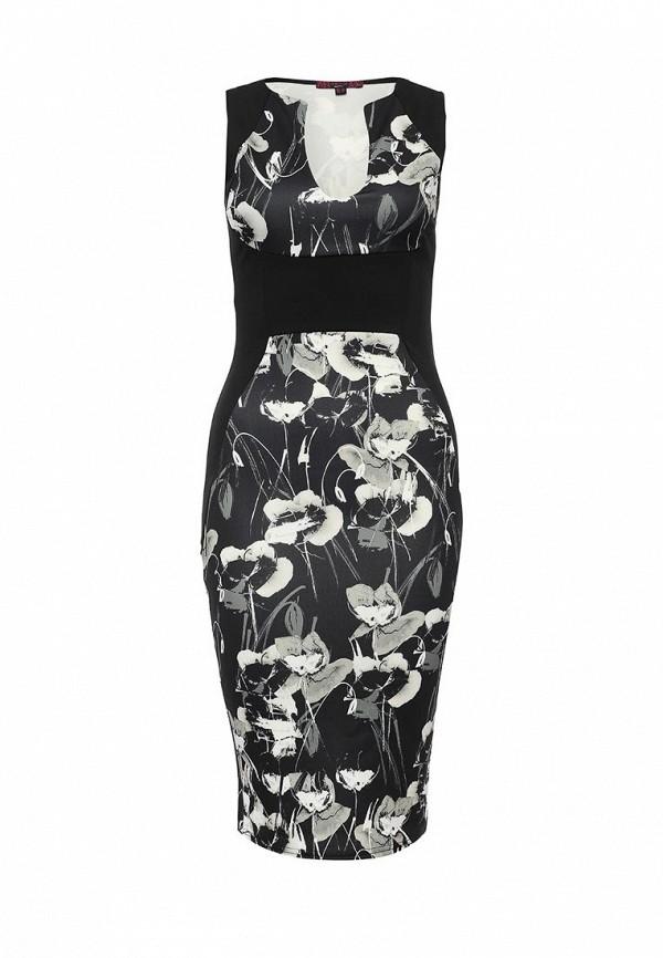 Платье-миди Missi London MC2785
