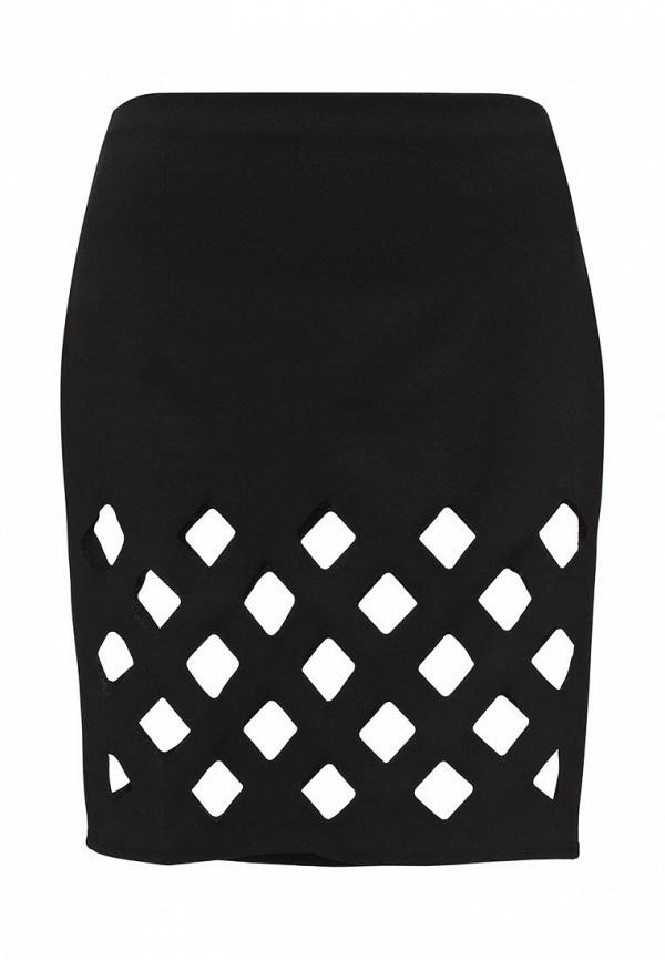 Прямая юбка Missi London MC3352