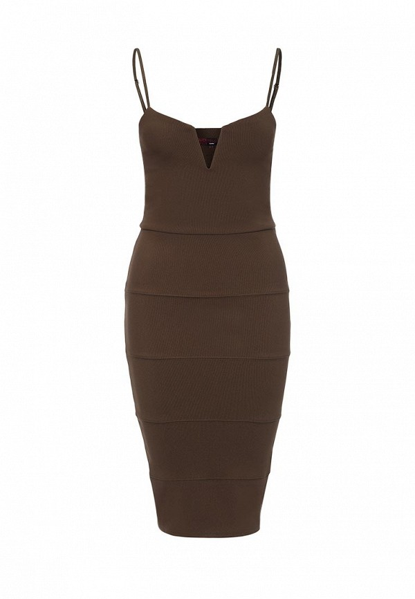 Платье-миди Missi London MC2901