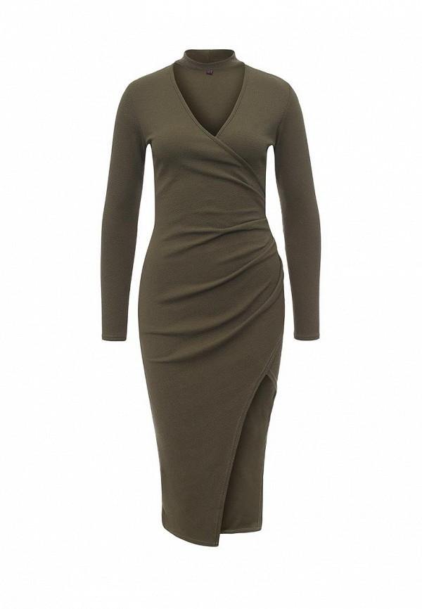 Вязаное платье Missi London MC3099