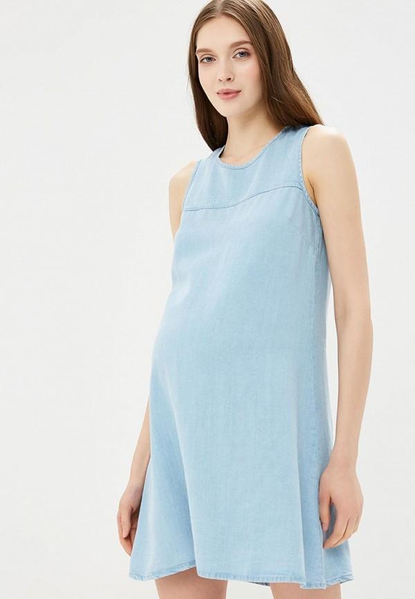 Фото Платье джинсовое Mit Mat Mamá. Купить с доставкой