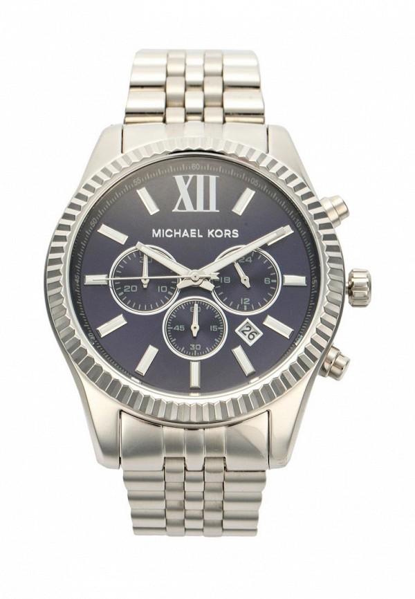 Часы Michael Kors Michael Kors MI186DMSMN39 casio часы casio efb 550d 7a коллекция edifice