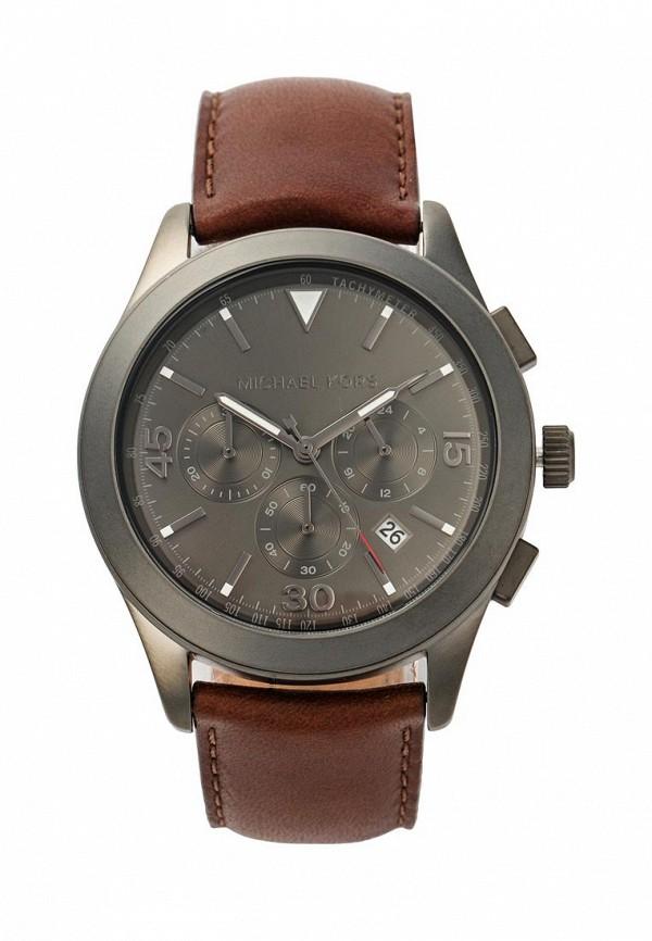 Часы Michael Kors Michael Kors MI186DMSMN43 casio часы casio efb 550d 7a коллекция edifice