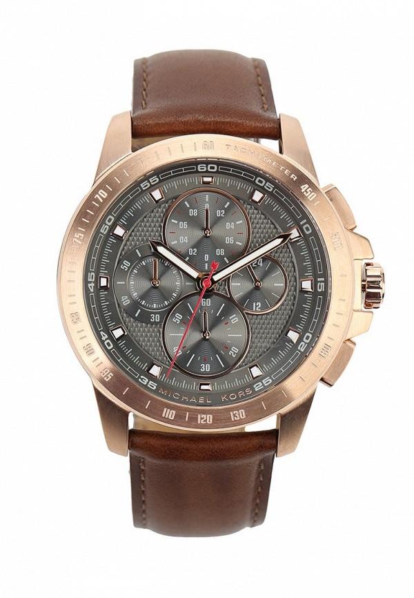 Часы Michael Kors Michael Kors MI186DMSMN46 casio часы casio efb 550d 7a коллекция edifice