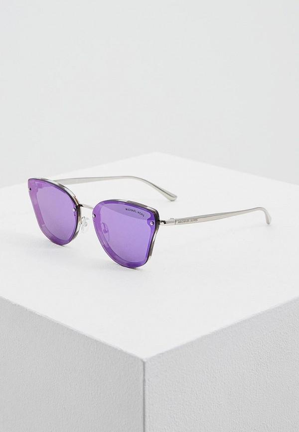 Очки солнцезащитные Michael Kors Michael Kors MI186DWATBB5 очки корригирующие grand очки готовые 3 5 g1367 c4