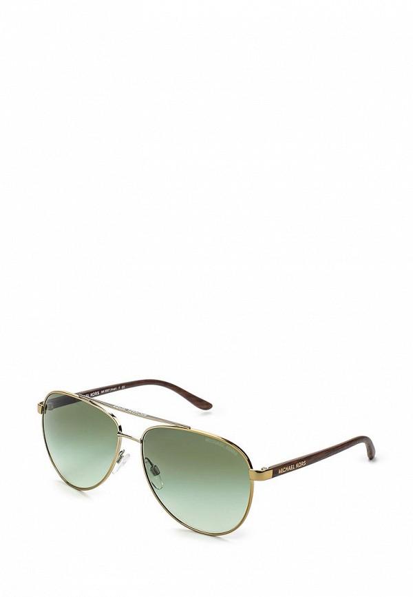 Женские солнцезащитные очки Michael Kors 0MK5007