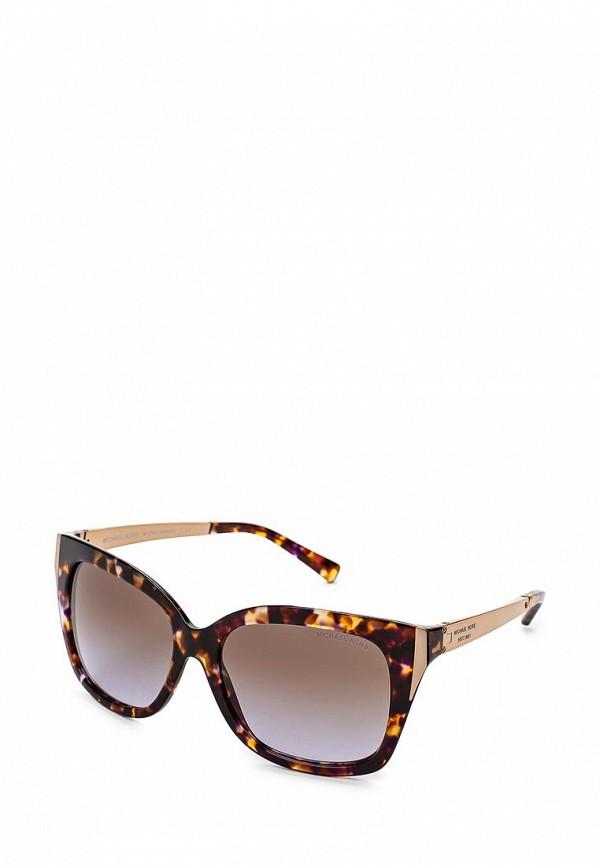 Очки солнцезащитные Michael Kors Michael Kors MI186DWHXJ60 очки michael kors 0mk1019 11675559