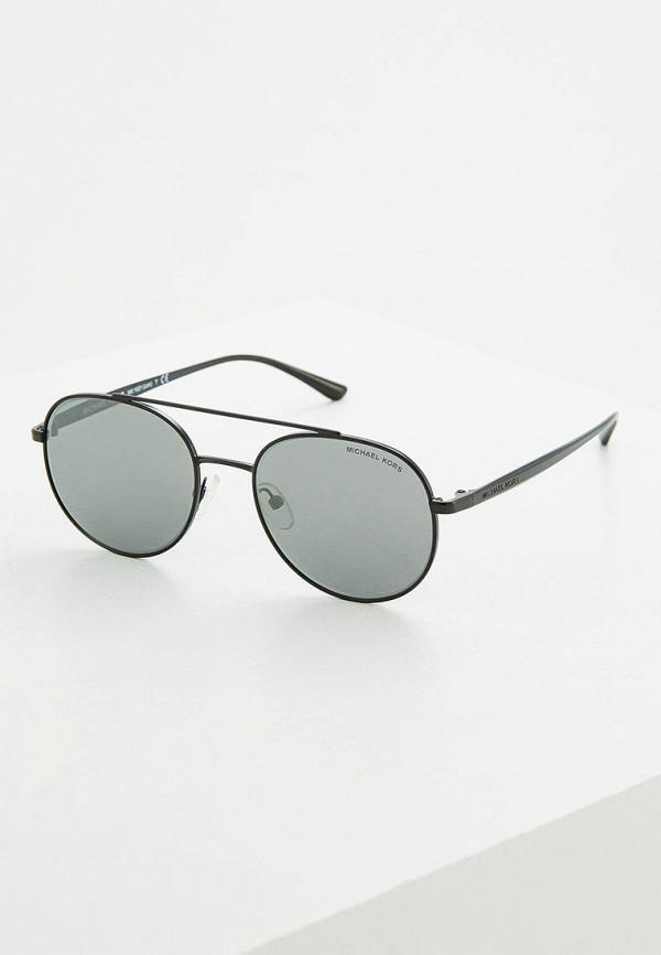 Очки солнцезащитные Michael Kors Michael Kors MI186DWQBT39 очки michael kors 0mk1019 11675559