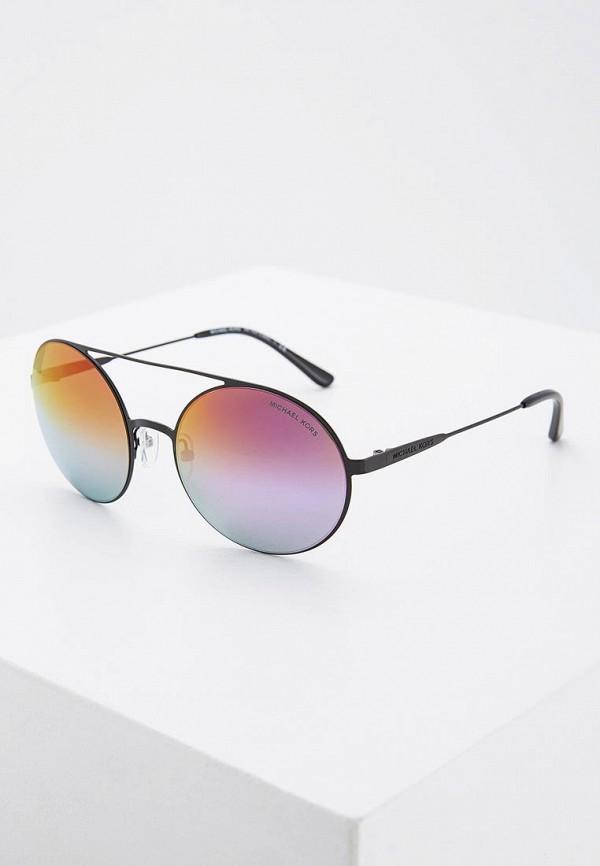 Очки солнцезащитные Michael Kors Michael Kors MI186DWZAW41 очки michael kors 0mk1019 11675559