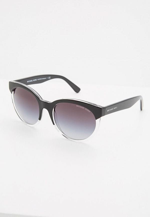 Очки солнцезащитные Michael Kors Michael Kors MI186DWZAW48 очки michael kors 0mk1019 11675559